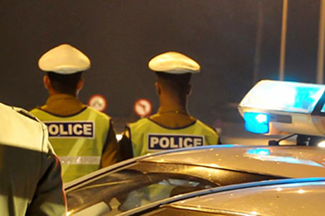 Over 1,400 suspects with warrants arrested in four-hour raid