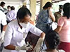 Vaccination program at 19 GN Divisions in Colombo District today