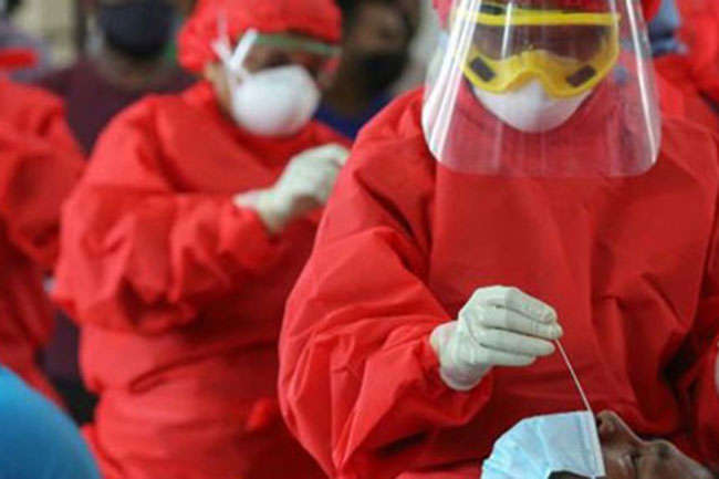 205 more coronavirus cases reported