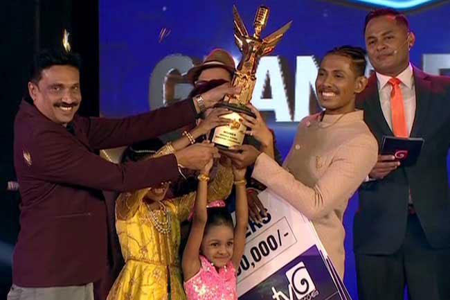 'Naada Stars' wins Derana-Signal Sarigama Crossover