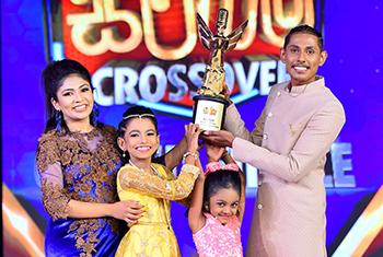 Derana-Signal 'Sarigama Crossover' Grand Finale…