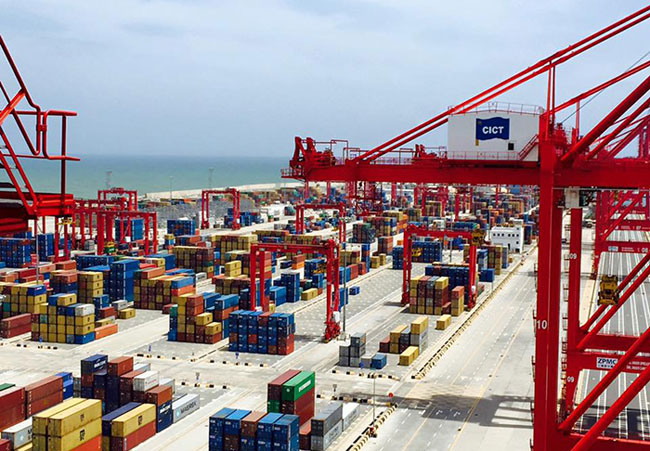 WCT of Colombo Port to be developed under 35-year contract with Indian investors and SLPA
