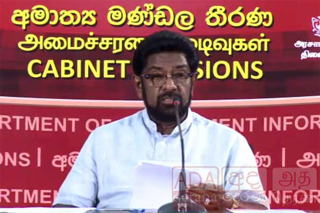 Govt won't take responsibility for PCoI report on Easter attacks - Keheliya