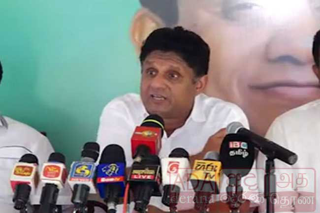 I will not take COVID-19 vaccine before the people - Sajith