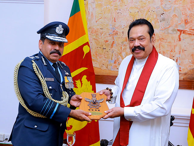 Indian Air Force chief assures continued support to Sri Lanka in defense sector