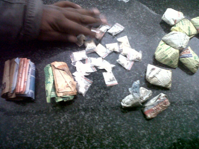 Midigama identified as a drug distribution hub