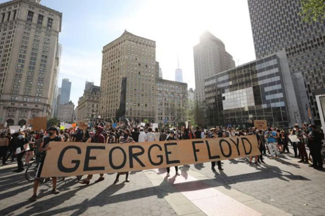 US House passes police reform act named for George Floyd