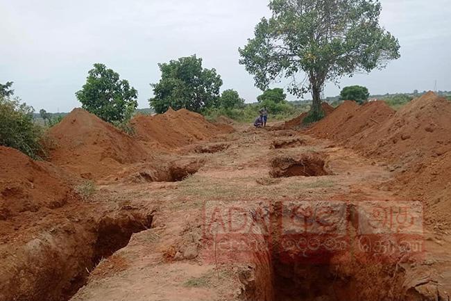 Seven more bodies of COVID victims buried at Ottamavadi
