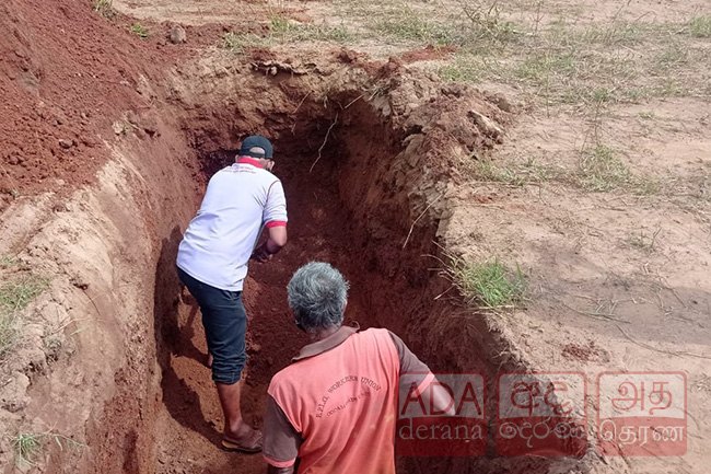 Eight more COVID burials carried out at Ottamavadi