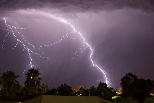 Met. Dept. issues severe lightning warning