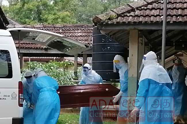 Seven more COVID burials carried out at Ottamavadi