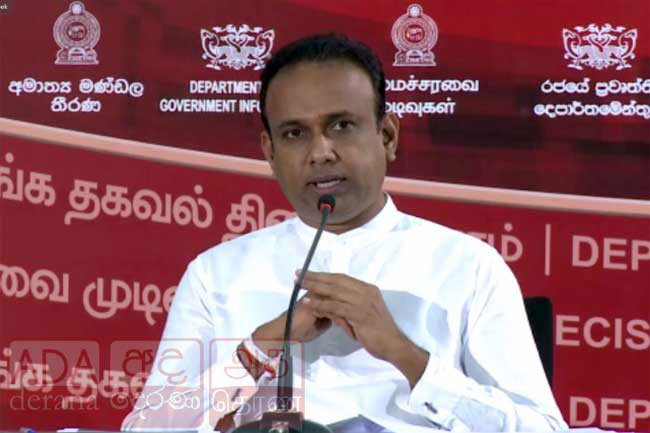 Slight delay in vaccine delivery expected – Ramesh Pathirana
