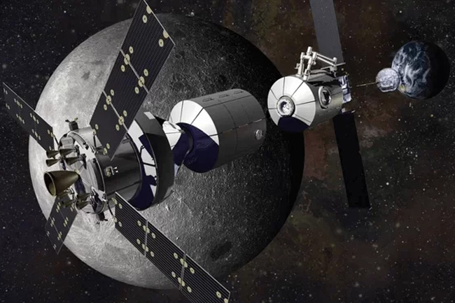 China, Russia unveil plans to build lunar space station