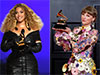 Grammys 2021: Beyoncé and Taylor Swift make history