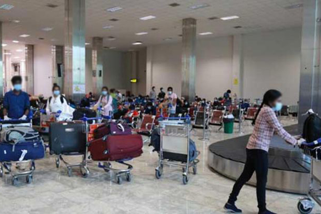 Revised quarantine guidelines issued for returnees from overseas