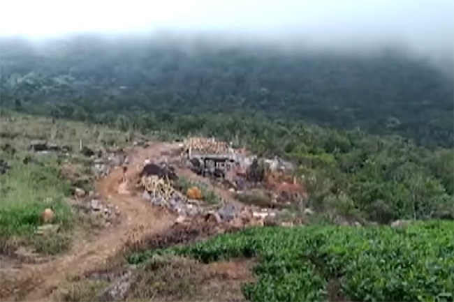 Probe into land deed of disputed property at Sinharaja Forest