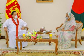 PM's Bangladesh visit…