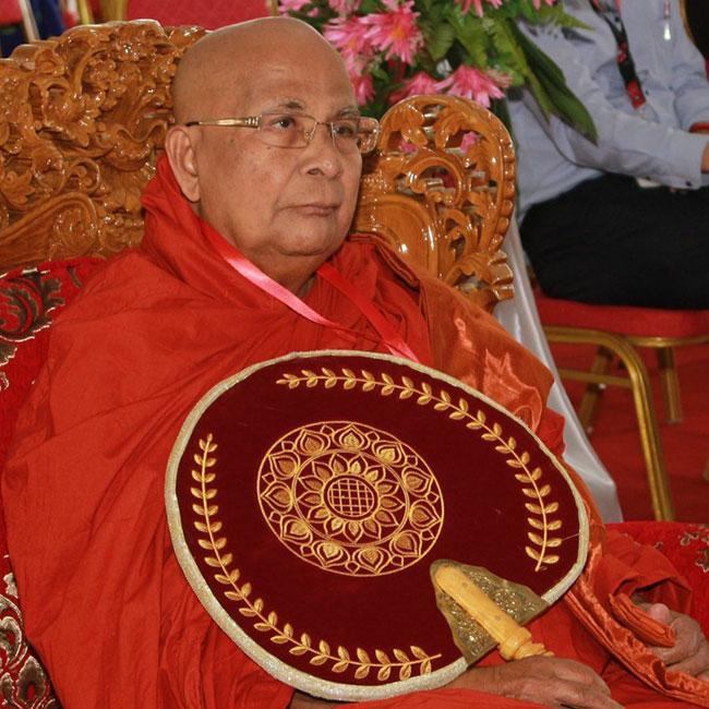 Ven. Kotugoda Dhammawasa Mahanayake Thero passes away