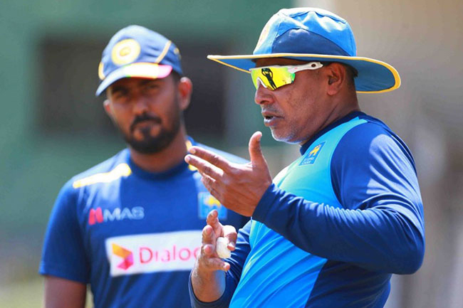 SLC to reappoint Chaminda Vaas as Sri Lankas fast bowling coach