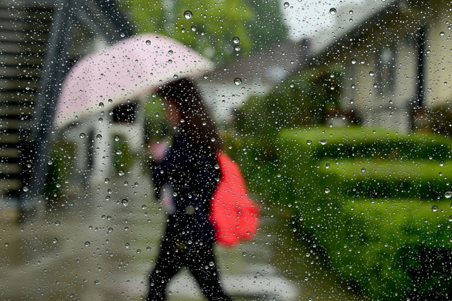 Showers expected in three provinces today