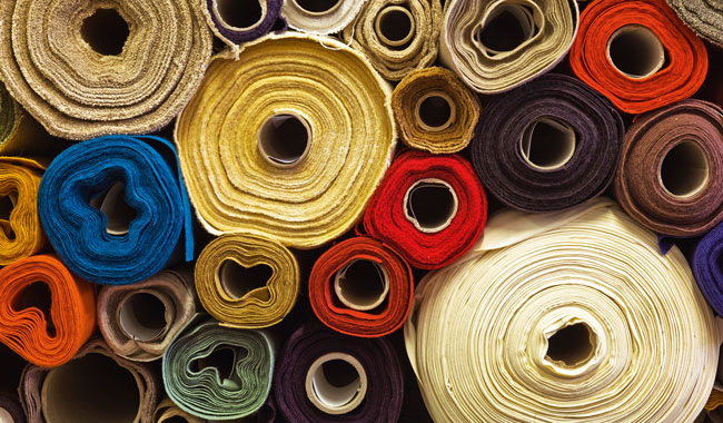 Import of textile fabrics to be banned