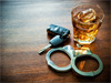 Special police operation against drunk driving
