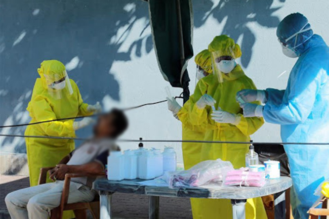 Coronavirus figures up by 160 new infections