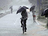 Nearly 100 mm rainfall expected in parts of the island