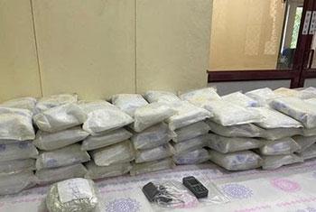 340 kg heroin seized from Sri Lankan boat, 5 arrested