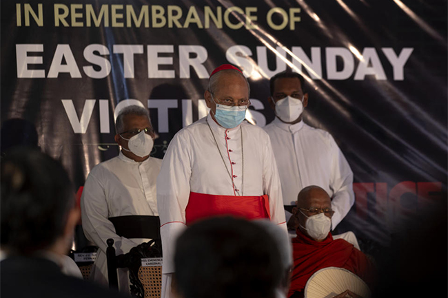 Political posturing, need to safeguard alliances impede transparent probe on Easter attacks – Cardinal