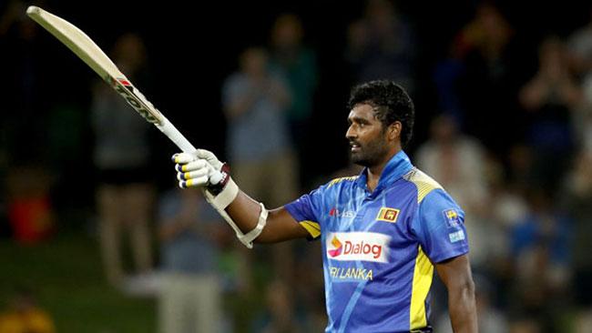 Thisara Perera retires from international cricket