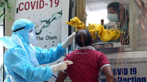 Sri Lanka s daily coronavirus cases count climbs to 1,913