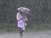 Six provinces to receive fairly heavy rainfall above 75 mm