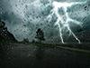 Advisory issued for heavy rainfall and severe lightning