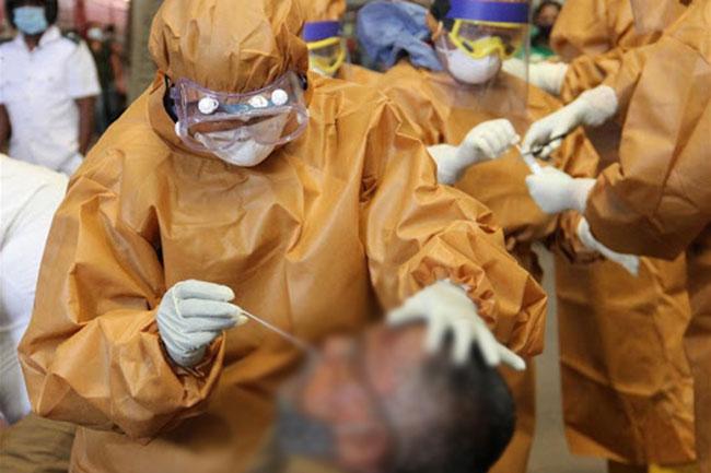 2,371 coronavirus cases reported in Sri Lanka today