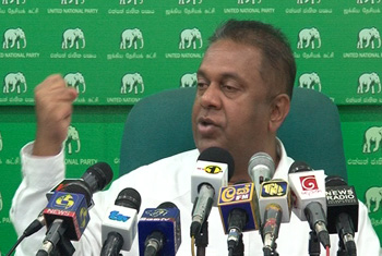VIDEO: Need separate workshop to talk about Rajapaksa lawlessness - Mangala