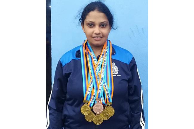 Sri Lankan shooter Tehani Egodawela qualifies for 2020 Tokyo Olympics