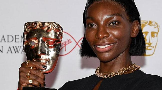 'I May Destroy You' wins big at Britain's BAFTA awards
