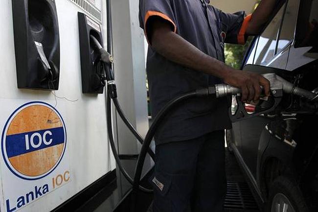 Lank IOC also announces fuel price increase