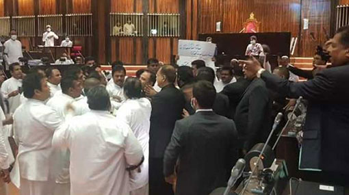 Committee report on clash in Parliament to be presented to Speaker next week