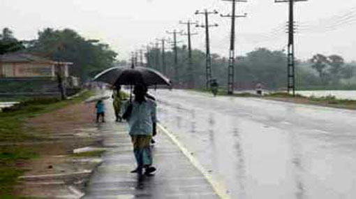 Heavy rainfall to be expected in the Western Province again