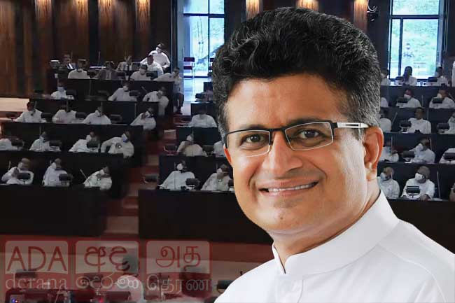 No-confidence motion against Minister Udaya Gammanpila defeated