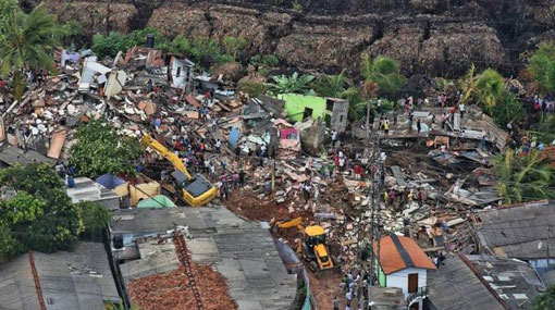 Houses for Meethotamulla victims from Thursday