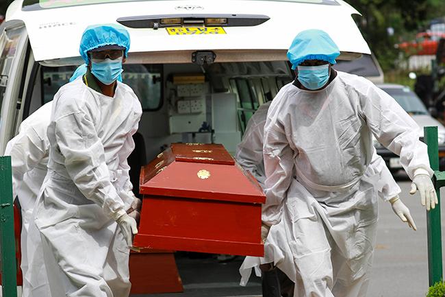 Sri Lanka's COVID death toll crosses 4,000