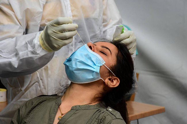 Daily coronavirus cases count reaches 1,785 today