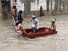 Thousands evacuated in Philippines as monsoon rains flood Manila