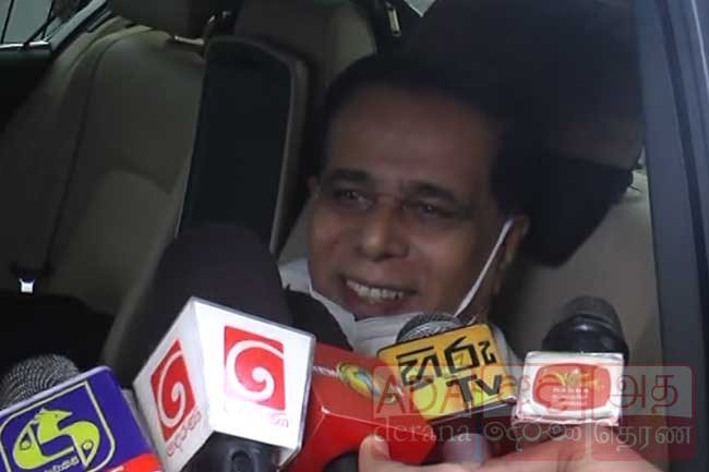 Successful talks between President and SLFP?