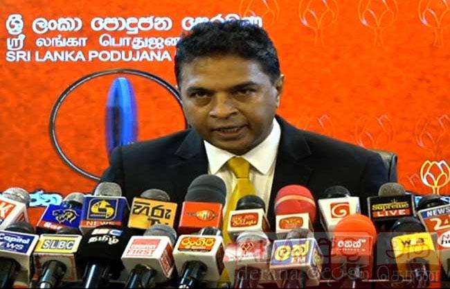 Sagara Kariyawasam on the mentality of certain SLFP members