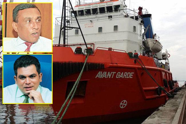 Nissanka Senadhipathi, Palitha Fernando released from Avant-Garde bribery case