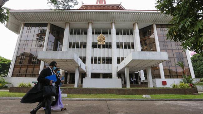 SC informed of further amendments to govt's Financial Amendment Bill
